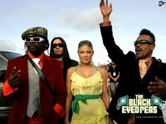 The Black Eyed Peas HD Wallpaper #7