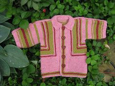 Ravelry: happytobeme's BSJ the First.  Made Tatamy Tweed Worsted.