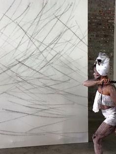 Jeannette Ehlers#work in process#danish artist#power