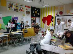 GCC .. Or my German Crazy Class!