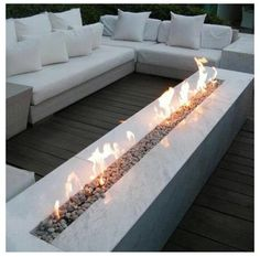 Perfect outdoor heating