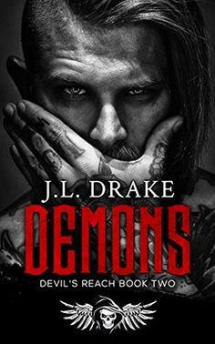 Demons by J.L. Drake Reviewed By Beckie Bookworm. https://www.facebook.com/beckiebookworm/ www.beckiebookworm.com