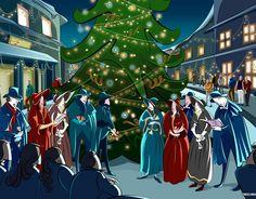Christmas Town Rally
