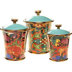 Tracy Porter for Poetic Wanderlust 'eden Ranch' Canisters (Set of ...