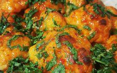 מתכון מעולה לכרובית בטמפורה אפויה בתנור עם רוטב צ'ילי מתוק. מנה ראשונה טעימה במיוחד או נשנוש מפתיע.
