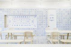 2016 Restaurant & Bar Design Awards Announced,El Moro (Mexico City, USA) / Cadena Associados. Image Courtesy of The Restaurant & Bar Design Awards