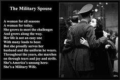The Military Spouse   Military Life