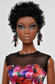 Our timber barbie dolls house compilation has a range of different styles and amount, our wooden dolls houses are fantastically detailed with illustrations inside and out. Beautiful Barbie Dolls, Pretty Dolls, Bjd, Barbie Hair, Barbie Dress, Diva Dolls, Pelo Natural, African American Dolls, Barbie World
