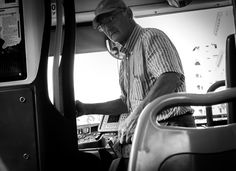 Bus-faces XLIX by Luis Zafra