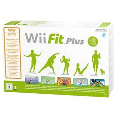 Wii Fit Plus met Balance Board