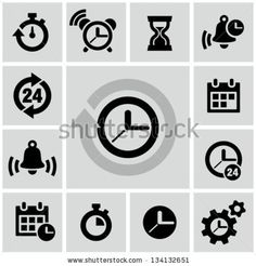 http://image.shutterstock.com/display_pic_with_logo/344665/134132651/stock-vector-clock-icons-134132651.jpg