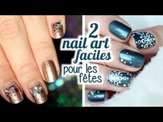 2 NAIL ART FACILES pour les fêtes 🌟 - YouTube Cherry Nail Art, Nail Art Noel, Painting, Easy Nail Art, End Of The Year Celebration, Painting Art, Paintings, Painted Canvas