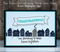 Hearts Come Home from Stampin' Up!