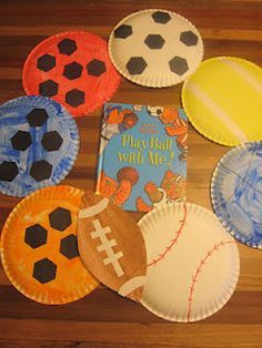 Ball crafts for preschoolers - bing images theme sport, team theme, sports activities for