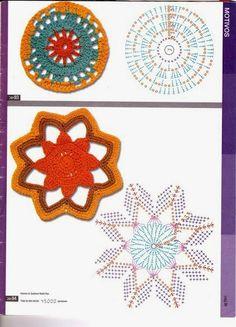 Revista gratis Moda Crochet