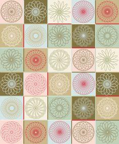 Spirocube rug by Edward van Vliet