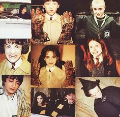 Behind the Scenes: Chamber of Secrets.