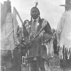 Wolf Plume - Pikuni Nation - 1910