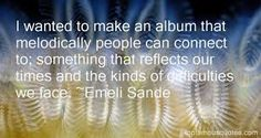 Image result for Emeli Sande quotes