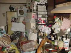 Ugly House Photos » Hall of Shame - Messy