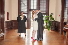 Elopement at Algiers Courthouse in New Orleans | New Orleans Weddings | Unique Weddings | Pamela Reed Photography