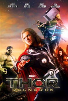 Thor: Ragnarok (Poster) by MacSchaer on DeviantArt