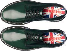 Stratford polished fume wood -Church's Shoes