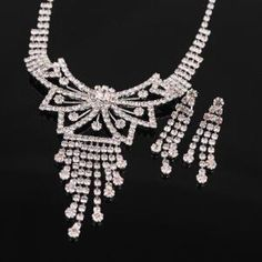Cheap Jewelry Sets, Buy Directly from China Suppliers: April clearance: Big Promotion in our store,welcome rush to purchase! Wedding Jewelry Sets, Cheap Jewelry, Bridal Gifts, Crystal Rhinestone, Earring Set, Chokers, White Gold, Crystals, Diamond