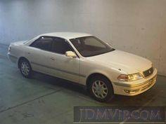 Amazing 1998 TOYOTA MARK II GX100   Http://jdmvip.com/jdmcars/. AuctionJdm CarsChiba Toyota