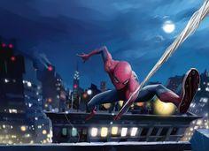 Awesome Superhero Digital Art by Dan Mora — GeekTyrant