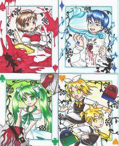 Alice human sacrifice by Yang-Mei