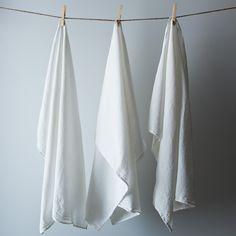 Flour Sack Tea Towel (set Of - Hinted