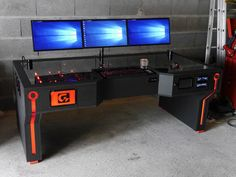 I want this setup only if I had the money!