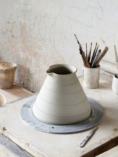Handcrafted ceramic vessel by Valerie Restarick. Photo – Eve Wilson.