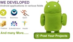 Offshore Mobile Apps Development Company India - Satisnet Technologies provides Android Application DevelopmentOffshore Mobile Apps Development Company India - Satisnet Technologies provides Android Application Development. http://www.satisnet.com/mobile-development/android-development.html
