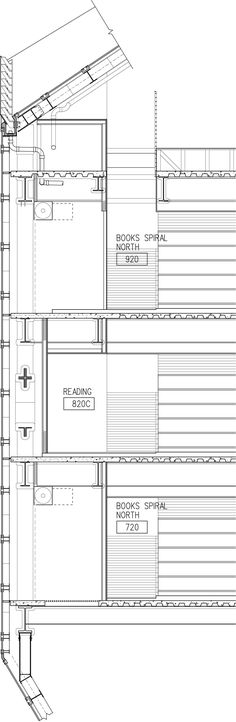 Seattle Central Library Curtain Wall Design | LMN Architects