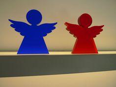 Hochzeitsdeko ♪ ♫ ♪ Schutz-Engel ★ von PAULSBECK Buchstaben, Dekoration & Geschenke auf DaWanda.com