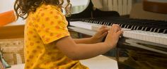 Taking music lessons as a child won't just give you a greater appreciation for music, or make you better at keeping a beat -- a small new study suggests it could even physically change parts of your brain for the better. Researchers from Beijing Normal University in China found that starting lessons before age 7 is associated with greater volume in brain regions link...