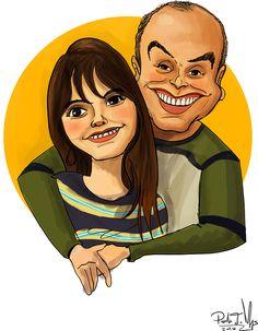 Jose Ordoñez y pareja