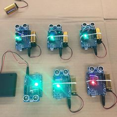#arduino #parking #sensors who says you need fancy systems!? by peercareer
