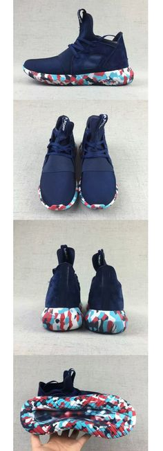 save off 9c9a1 9d987 Adidas Tubular Defiant Navy Camouflage Men shoes Free Shipping  Camouflage   Tubular
