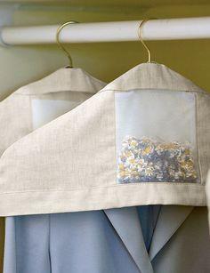 Herbal Hanger Covers