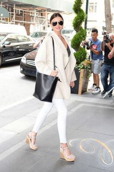 110 ways to wear denim and jeans, as seen on stylish celebrities: Miranda Kerr