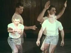 "▶ Hand to Hand Combat: ""Defense Tactics"" circa 1960 FBI Training Film 15min - YouTube Not WWII, per se, but built off the same basics."