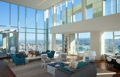 Outstanding Luxury Penthouse Apartment in San Francisco (2)