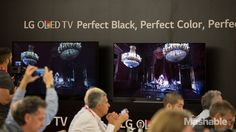 LG thinks HDR is the future of 4K TVs - MASHABLE #LG, #TV, #Tech