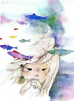 The Little Mermaid by Chihiro Iwasaki, Japan