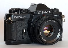 Favourite Cameras: Yashica FX-3 Super 2000 | Film Advance