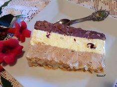 Romanian Food, Romanian Recipes, Homemade Cakes, Parfait, Tiramisu, Cheesecake, Food And Drink, Sweets, Martha Stewart