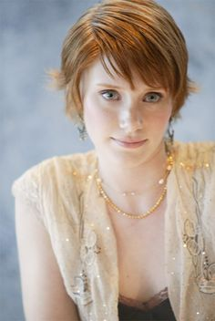 Ethereal/Angelic Bryce Dallas Howard could be a pixie/fairy here. Incidentally, this photo reminds me of Julia Roberts' Tinkerbell.